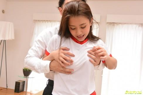 【おっぱい】体操着、ブルマ姿の女の子のおっぱいがエロすぎる画像!【30枚】