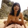 【おっぱい】恥ずかしくても開放感のある野外セックスを楽しむ女の子のおっぱい画像がエロすぎる!【30枚】