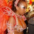 【おっぱい】サンバのリズムで踊りまくっているカーニバルを楽しむ女性のおっぱい画像がエロすぎる!【30枚】