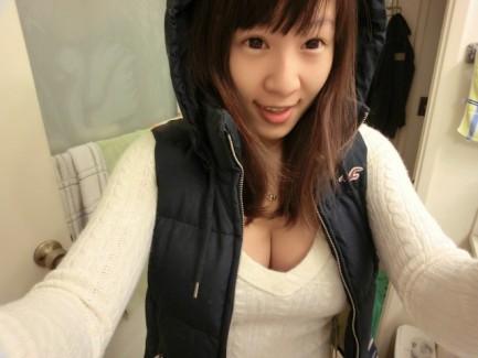 【おっぱい】日本人女性には負けていない!美人で可愛い台湾人女性のおっぱい画像がエロすぎる!【30枚】