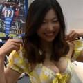 【おっぱい】東京オートサロンにいるキャンギャル、コンパニオンの女の子のおっぱい画像がエロすぎる!【30枚】