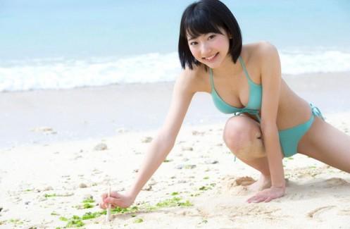 【おっぱい】グラビアとしても女優としても大活躍で大人気な武田玲奈ちゃんの画像がエロすぎる!【30枚】