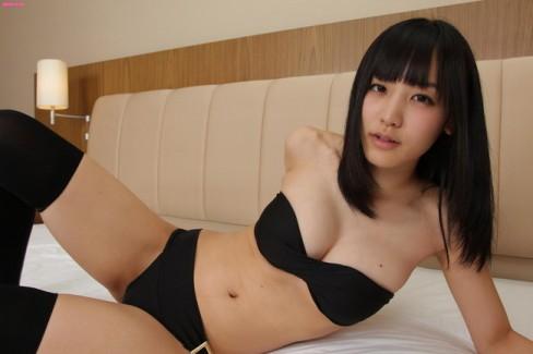 【おっぱい】もはやHカップ!?成長を続けるGカップマシュマロ巨乳の浜田由梨ちゃんのおっぱい画像がエロすぎる!【30枚】