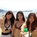 【おっぱい】夏の訪れを感じるおっぱいが強調された水着美女がエロすぎる【30枚】