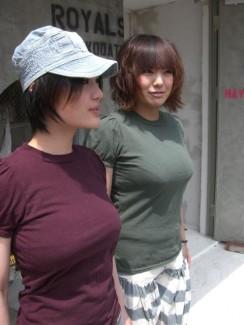 【おっぱい】街中で見かけた着衣のお姉さまがたのおっぱいがエロすぎる!【30枚】