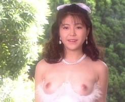 昭和のAV女優のおっぱい画像集