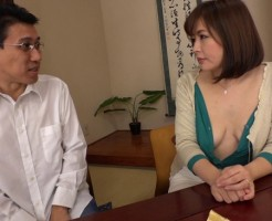 胸チラ誘惑する人妻のおっぱい画像集