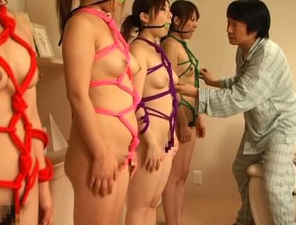 【おっぱい】全裸で緊縛・猿轡をされて人間玩具として一家に一体設置されてはエッチなことをされまくっちゃう女の子たちのおっぱい画像がエロすぎる!【30枚】