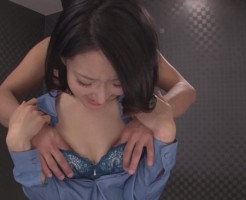 高身長の美魔女な人妻のセックス画像集