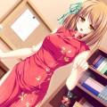 【おっぱい】チャイナドレスといえば美脚?いえいえ、おっぱいの魅力も引き立てますよ!【48枚】