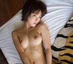 【おっぱい】美少女系の定番であるショートカット娘の可愛いおっぱいエロ画像【37枚】