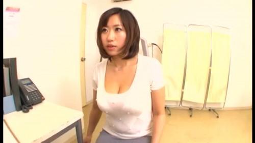 【エロ動画】舌の調子が悪くて病院にきた鈴香音色が医者のチン○で状態チェックwww【鈴香音色】