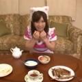 【エロ動画】小島みなみが猫耳メイドになってあざとくフェラ抜きしてくれる主観動画!【小島みなみ】