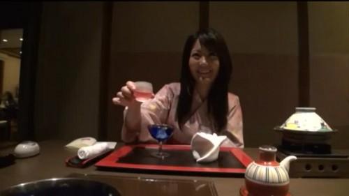 【エロ動画】誰もが彼女にしたいと思うタイプの素人娘と温泉旅館でイチャコラ!【素人】