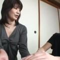 【エロ動画】シコってたら部屋に入ってきた母親がフェラと手コキでお手伝いwww【広瀬ゆかり】