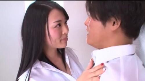 【エロ動画】誘惑してきた女教師にがっついたら優しく攻めてくれたwww【女教師】