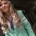 【エロ動画】アゲアゲすぎる制服ギャルとノリノリで淫乱なハメ撮りwww【素人】