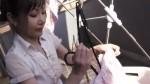 【エロ動画】洗濯物を干す仁科さゆりのパンチラと胸チラを紳士に楽しむ!【仁科さゆり】