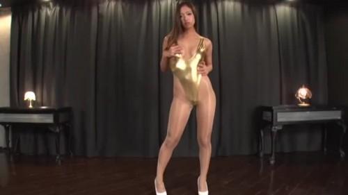 【エロ動画】小早川怜子が金色のハイレグで美麗すぎる痴女プレイ!【小早川怜子】