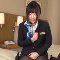 【エロ動画】高級ホテルのルームサービスのお姉さんが電マをみつけてオナニー!w【素人】
