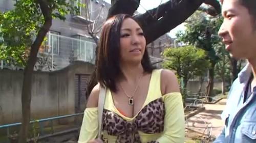 【エロ動画】ヒョウ柄バナナなファッションの派手ギャルをナンパしてハメ!【素人】