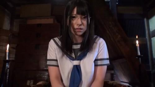 【エロ動画】セーラー服の上原亜衣が緊縛されて調教されるも、笑顔!w【上原亜衣】
