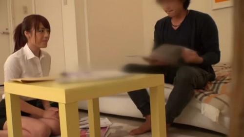【エロ動画】クリスティーンが家庭教師の教え子と仲良くなるために中出しエッチ!w【クリスティーン】