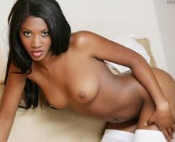 黒人女性のエロ画像集
