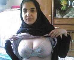 イスラム女子のおっぱい画像集