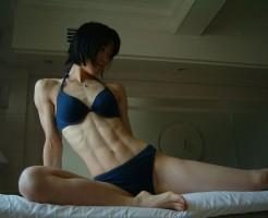 筋肉おっぱい画像集