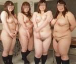 【おっぱい】デブじゃなくて豊満!!ちょいぽっちゃりな巨乳娘たちの豊満おっぱい画像集【80枚】
