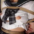 【おっぱい】美女の着衣やランジェリーのおっぱい部分をくり抜いて乳首吸いやすくしちゃったくり抜きおっぱい画像集ww【80枚】