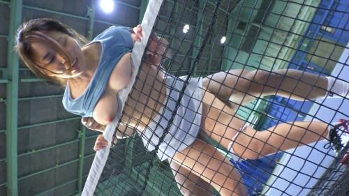【おっぱい】陸上や格闘技、競泳や新体操をがんばるアスリート美少女たちのスポユニめくっておっぱい揉みまくったアスリートおっぱい画像集!【114枚】