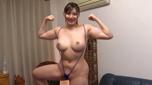 【おっぱい】筋力も性欲も強そそうなガッチリ肩幅女子のおっぱい画像集!ww【80枚】