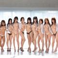 【おっぱい】ハーレム気分が味わえる複数人ヌードのおっぱい画像集!w【80枚】